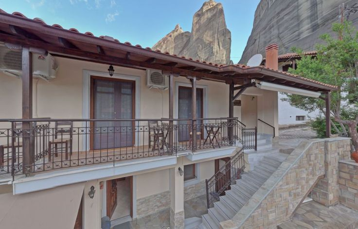 Special Accommodation Offer at Alsos House under the shade of Meteora.