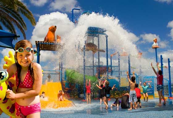 Seaworld Resort & Water Park, Gold Coast