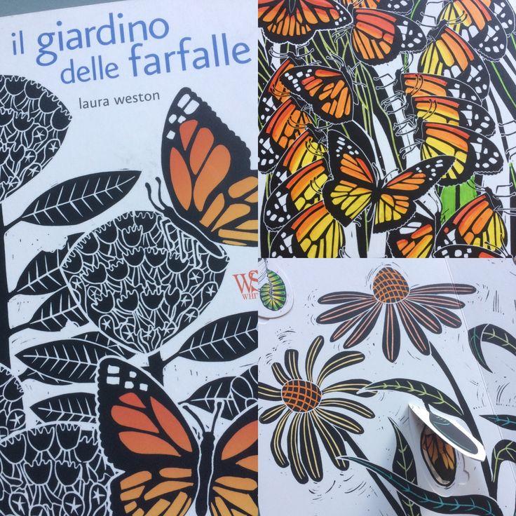il giardino delle farfalle, Laura Weston (ottobre 2016)