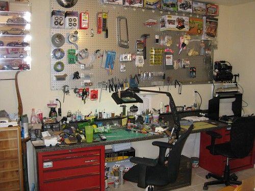 89 best Model kitswork area images on Pinterest