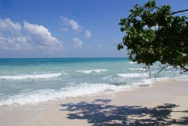 "Saatchi Art Artist Subhrajyoti Parida; Photography, ""Blue turquoise sea at Kalapathar Beach, Havelock Island."" #art"