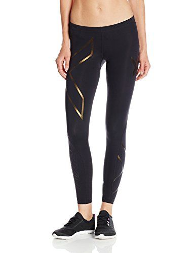 2XU Women's Compression Recovery Tights - http://www.sportingfests.com/2xu-womens-compression-recovery-tights/