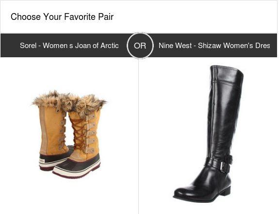 Step Into Fall Footwear