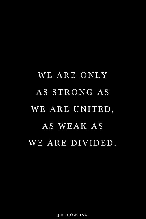 We are only as strong via 24.media.tumblr.com