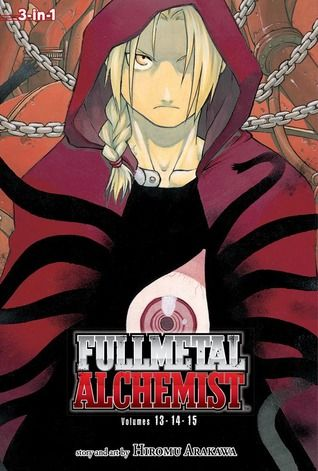 Fullmetal Alchemist (3-in-1 Edition), Vol. 5 by Hiromu Arakawa