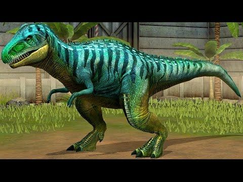 Парк Юрского Периода.Война Динозавров часть 8.Игры и Мультики про Диноза...