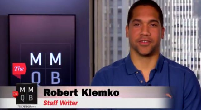 Robert Klemko discusses not reporting Cris Carter's comments, NFL's retroactive off-the-record wipe
