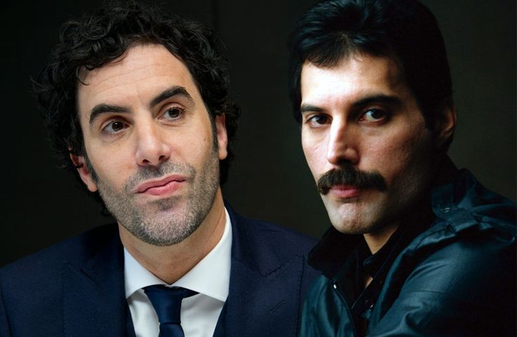 Sacha Baron Cohen abandona filme do Freddie Mercury! Nãããããoooo!!!