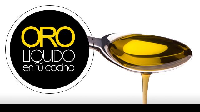 Oro líquido en tu cocina | The Beauty Effect