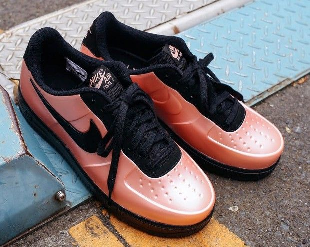 nike air force 1 foamposite review