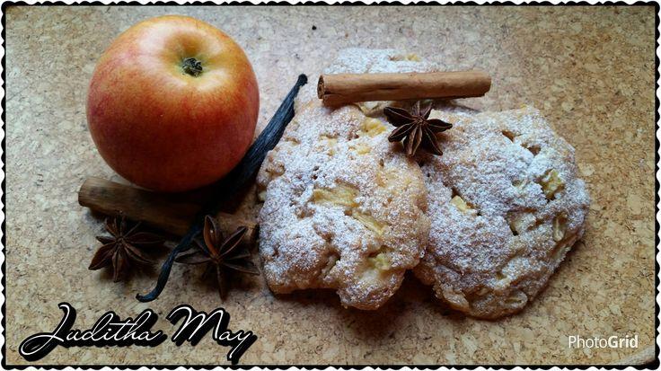 Jablečné koláčky rychlé a výborné