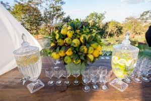 Suqueiras para casamento ao ar livre - Foto Estúdio AT