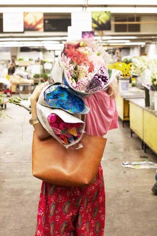 ban.do loves la / dtla flower mart