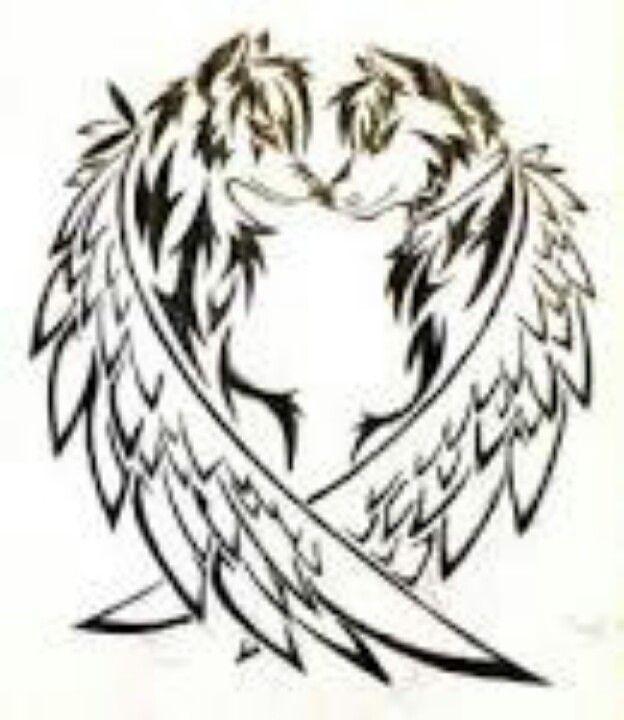 wolf tattoo <33333