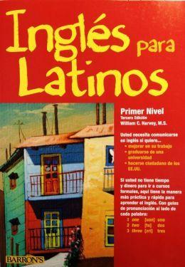 Los 5 mejores libros para aprender inglés dirigidos a hispanohablantes: Inglés para latinos, de William C. Harvey