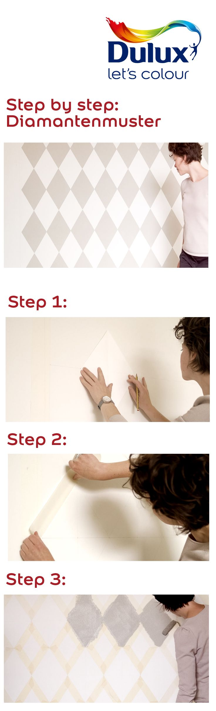 18 best How to: Farbeffekte images on Pinterest   Wand, Colors and ...