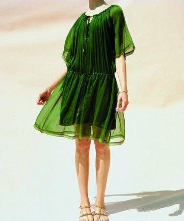 CANEPACANEPA SILKヨウリュウOP: Color Green, Canepacanepa Silk, SilkヨウリュウOp Green, Canepa Canepa SilkヨウリュウOp, Silk ヨウ, Dresses Skirts, Style Ii, Green Silk, Green Dresses