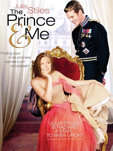 The Prince and Me (2004). Julia Stiles and Luke Mably. This is like one of my favorite movies ever!