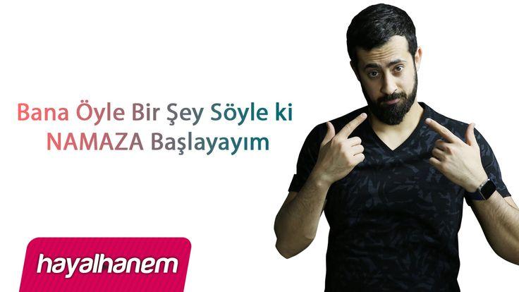 Bana Öyle Bir Şey Söyle ki NAMAZA Başlayayım - Mehmet Yıldız