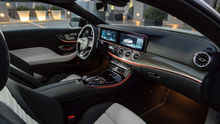 Mercedes-Benz E-Class Coupe 2017