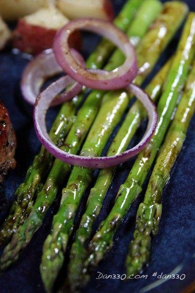 Roasted Asparagus #asparagus #foodporn #spiceegourmet http://livedan330.com/2015/02/05/roasted-asparagus-recipe-spicee-gourmet/