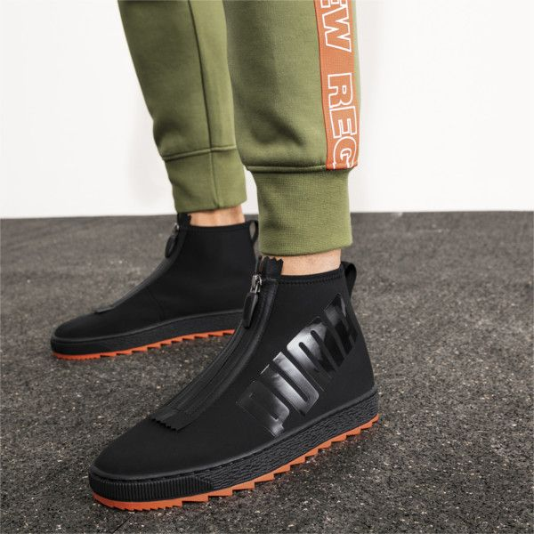 PUMA x ATELIER NEW REGIME Basket Boot