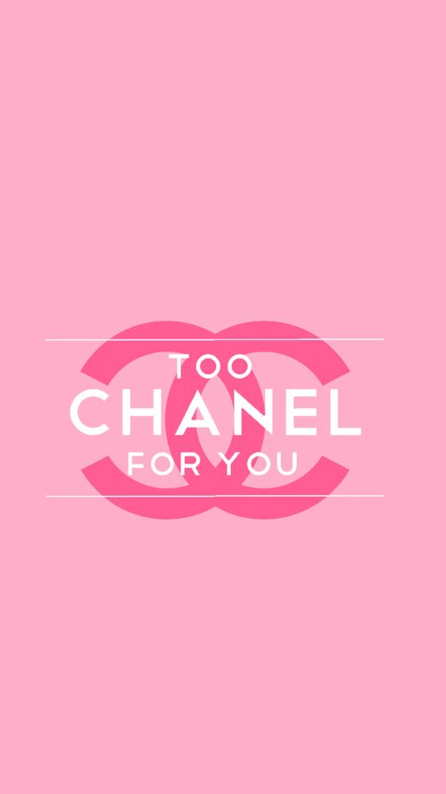 wallpaper, background, and chanel image