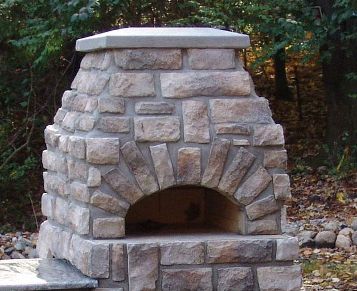 Stone Age Pizza Ovens And Ovens On Pinterest