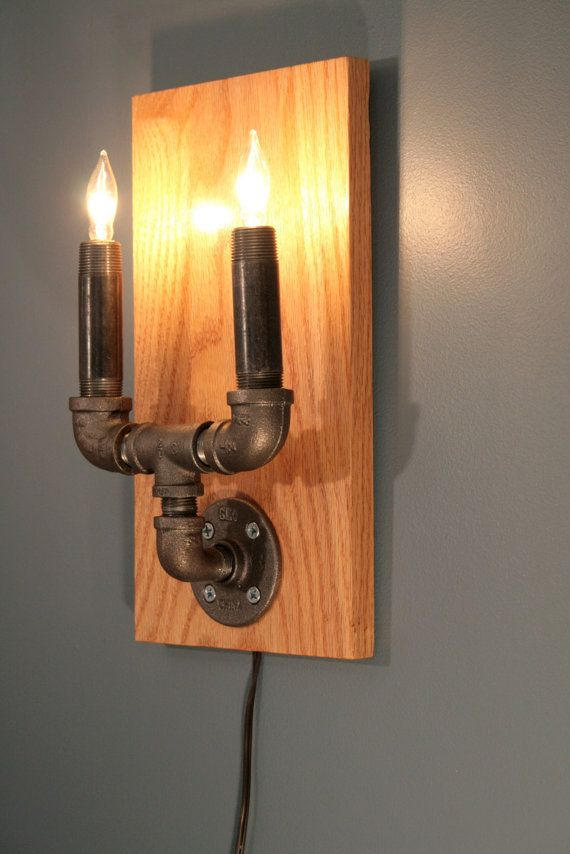 Fireplace Candle Wall Sconces : 50 best images about Industrial Design on Pinterest Industrial, Curtain rods and Carlo scarpa