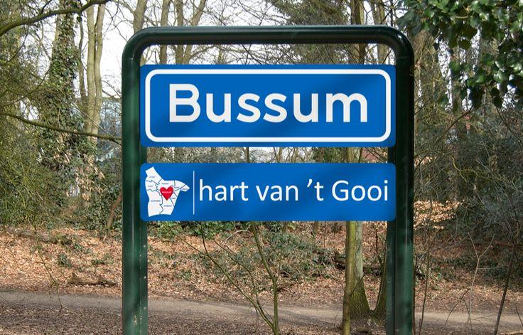 Bussum profileert zich als ´hart van ´t Gooi´