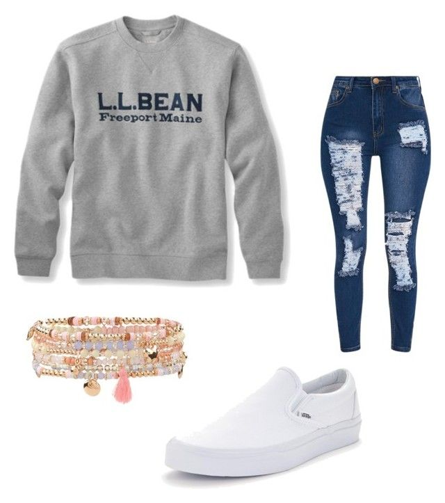 """Comfy day"" by madeline3299 ❤ liked on Polyvore featuring Vans and Accessorize"