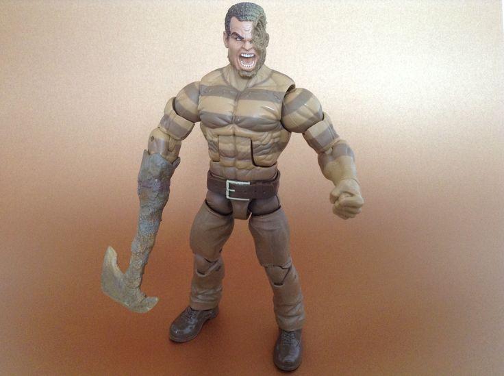 #Custom#Marvel#Legends #Sandman#Sinister 6 (#Action#Figure)