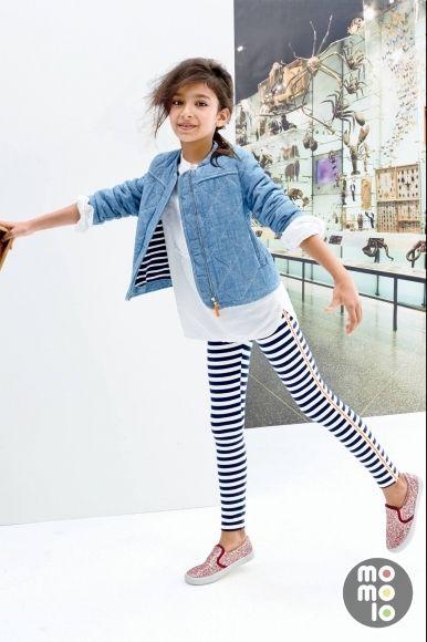 Look de J. Crew | MOMOLO Street Style Kids :: La primera red social de Moda Infantil Internacional
