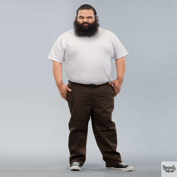 Spodnie chinosy w rozmiarach XXL Dickies 874 Dark Brown / www.brandsplanet.pl / #dickies streetwear
