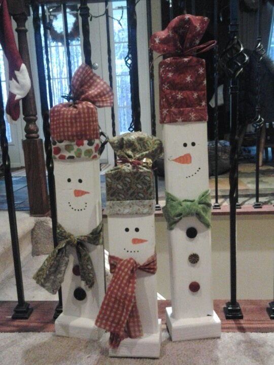 wood snowmen craft ideas pinterest buttons snowman. Black Bedroom Furniture Sets. Home Design Ideas