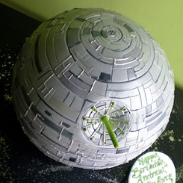Star Wars Cake star-warsStars Wars Cake, Stars Wars Birthday, Amazing Cake, Star Wars, Death Stars Cake, 7Th Birthday, Cake Starwars, Wars Death, Birthday Cakes