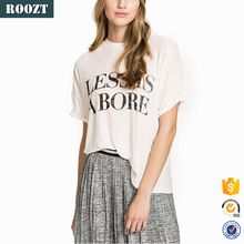 China wholesale white digital print knitted short sleeve summer t shirt  Best seller follow this link http://shopingayo.space