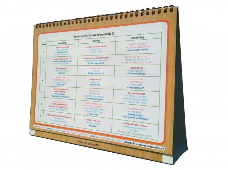 groep 1&2 Rekenkalender - Lesmateriaal bestellen voor groep: - Menne Instituut - Met Sprongen Vooruit