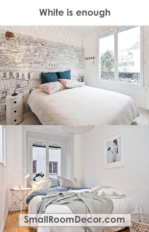 Pin On Bedroom Bedroom decor ideas white
