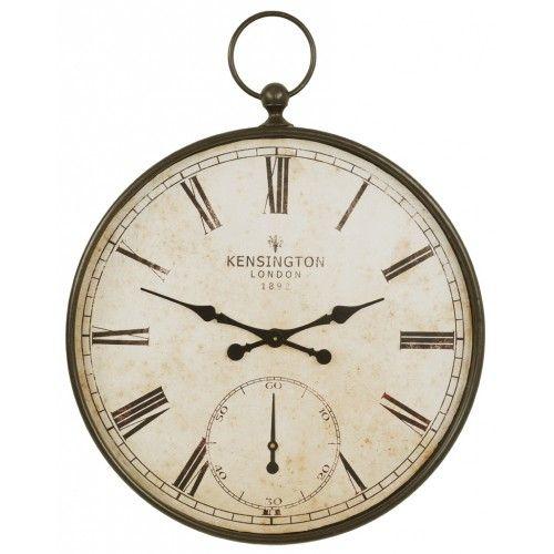 Orologio ferro Kensington