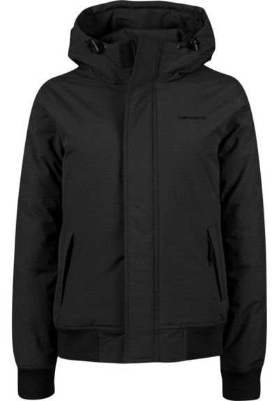 The #Carhartt W'#Kodiak #Blouson is the #classic Carhartt winter #jacket for #girls and a perfect choice for the cold and rainy days of the year. The Carhartt W'Kodiak jacket comes in a clean, subtle design. #titus #onlineshop