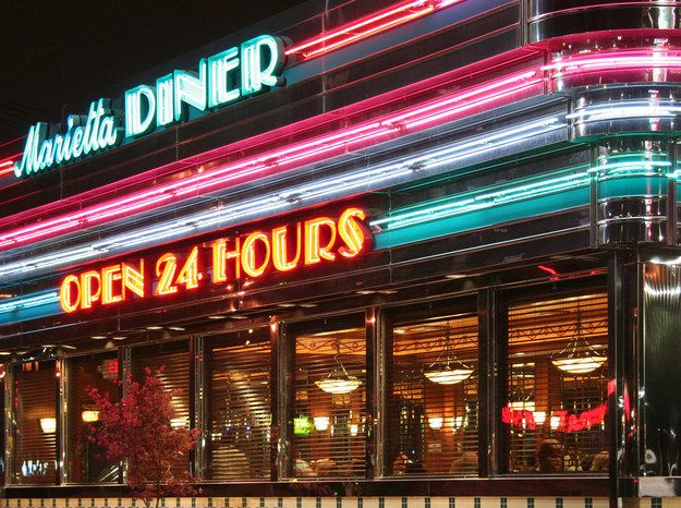 Marietta Diner | 21 American Diners You Should Eat At Before You Die