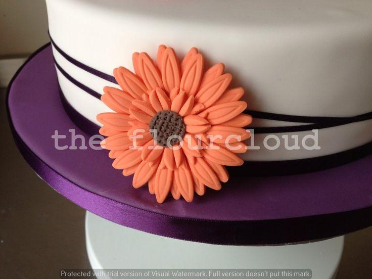 1000 Ideas About Elegant Birthday Cakes On Pinterest
