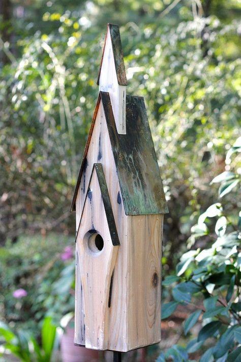 Heartwood Graceland Bird House