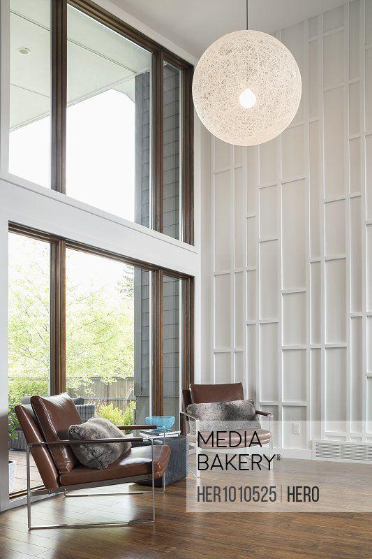 home showcase mid century modern sitting area luxury presentations rh pinterest com