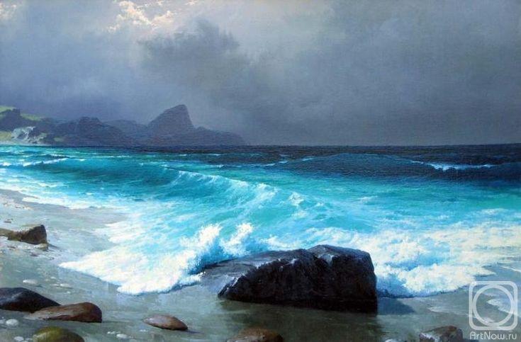 Fyodorov Michail. The Black Sea