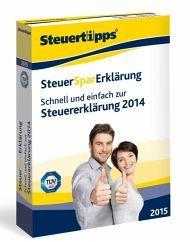 Steuer-Spar-Erklärung 2015