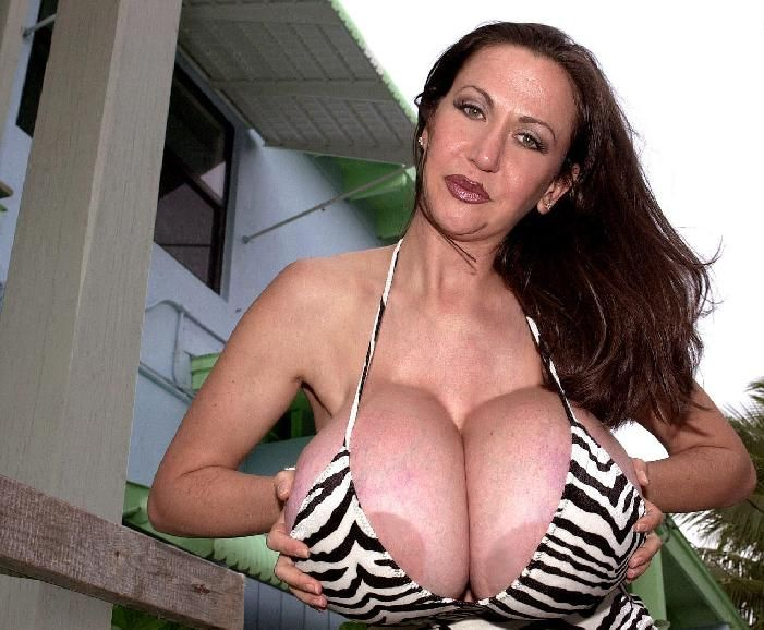 Pornstar with the biggest boobs