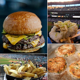 Best Baseball Stadium Food