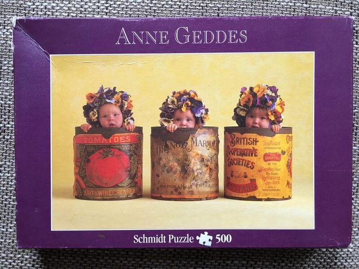 Mein Schmidt Puzzle Anne Geddes Stiefmütterchen 500 Teile von Schmidt Puzzle! Größe Ab 8 / Jahren für 5,00 €. Schau´s dir an: http://www.mamikreisel.de/spielzeug/puzzles-und-gesellschaftsspiele/36406398-schmidt-puzzle-anne-geddes-stiefmutterchen-500-teile.